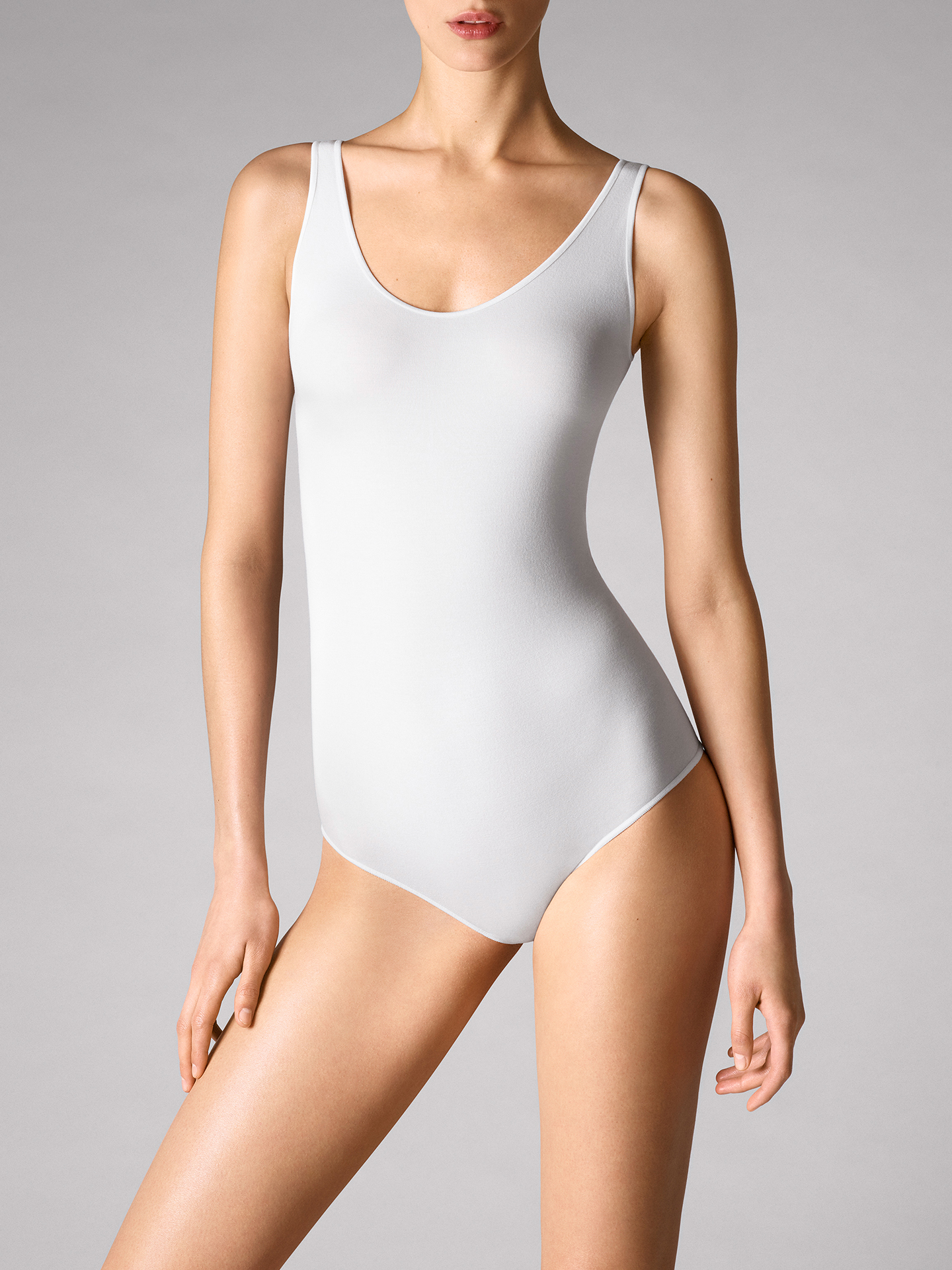 Viscose String Body - 1001 - L